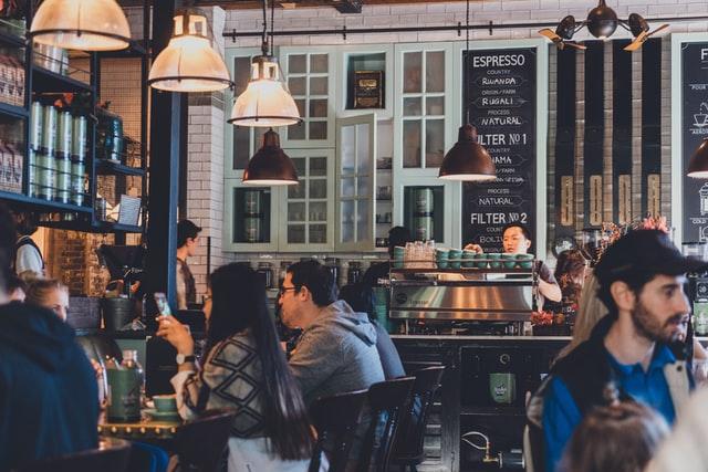 Hyggelig cafe Frederiksberg